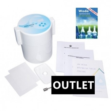 Jonizator wody Aquator Silver Mini OUTLET