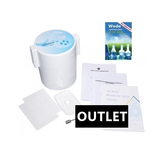 Jonizator wody Aquator Silver Mini OUTLET