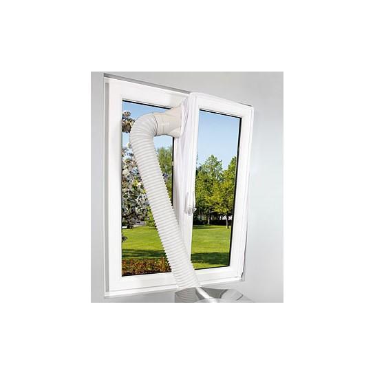 Uszczelka pokrowiec Sichler na okno do klimatyzatora