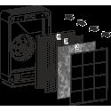 Filtry do oczyszczacza powietrza Lavender 2041 BLAUPUNKT