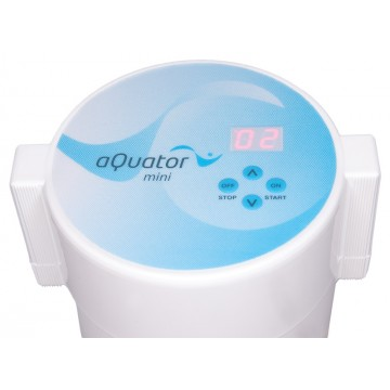 Jonizator wody naczyniowy AQUATOR silver mini z elektrodą srebrną nowy model 2020