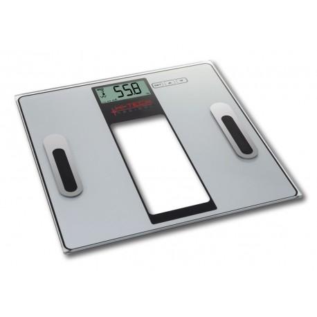 Waga łazienkowa KT-BF004 analityczna szklana elektroniczna
