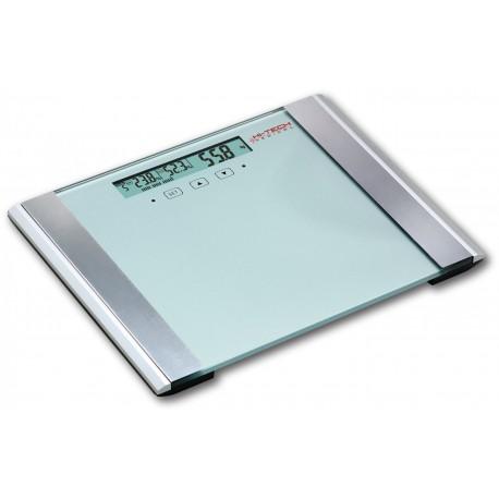 Waga łazienkowa KT-EF912 analityczna szklana elektroniczna