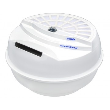 Nawilżacz TRIADA biały jonizacja aromaterapia oczyszczanie