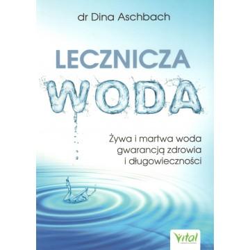 """Książka """"Lecznicza woda"""" Dina Aschbach"""